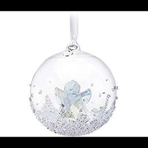 Swarovski crystal Christmas ball ornaments 2015